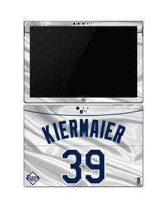 Tampa Bay Rays Kiermaier #39 Surface Pro 6 Skin