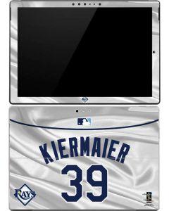 Tampa Bay Rays Kiermaier #39 Surface Pro (2017) Skin