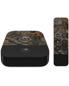 Tampa Bay Rays Realtree Xtra Camo Apple TV Skin
