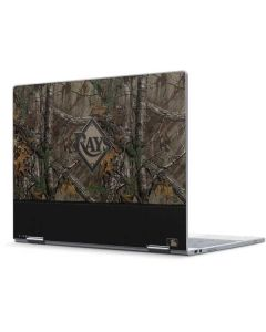 Tampa Bay Rays Realtree Xtra Camo Pixelbook Skin