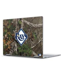 Tampa Bay Rays Realtree Xtra Green Camo Pixelbook Skin