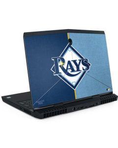 Tampa Bay Rays Split Dell Alienware Skin