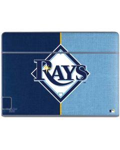 Tampa Bay Rays Split Galaxy Book Keyboard Folio 10.6in Skin