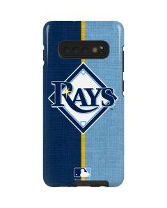 Tampa Bay Rays Split Galaxy S10 Plus Pro Case