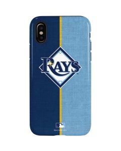 Tampa Bay Rays Split iPhone X Pro Case