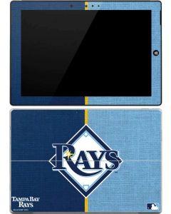 Tampa Bay Rays Split Surface 3 Skin