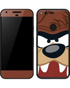 Tasmanian Devil Up Close Google Pixel Skin