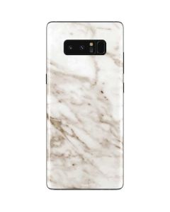 Taupe Marble Galaxy Note 8 Skin