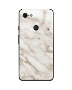 Taupe Marble Google Pixel 3 XL Skin