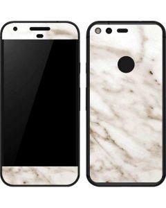 Taupe Marble Google Pixel Skin