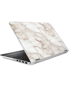 Taupe Marble HP Pavilion Skin