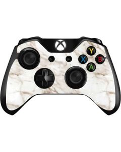 Taupe Marble Xbox One Controller Skin