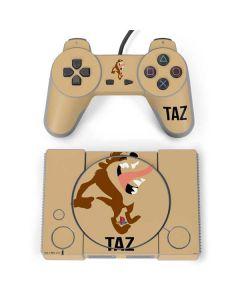 Taz Identity PlayStation Classic Bundle Skin