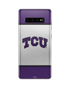 TCU Embroidery Galaxy S10 Plus Skin
