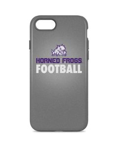 TCU Horned Frogs Football iPhone 8 Pro Case