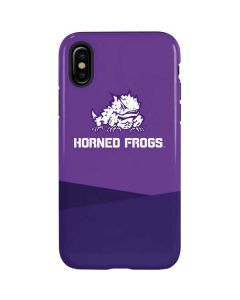 TCU Horned Frogs Mascot iPhone X Pro Case