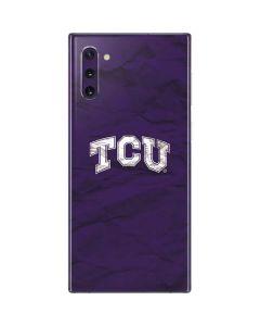 TCU Textured Galaxy Note 10 Skin