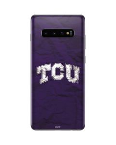 TCU Textured Galaxy S10 Plus Skin
