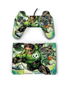 Team Green Lantern PlayStation Classic Bundle Skin