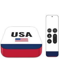 USA American Flag Apple TV Skin