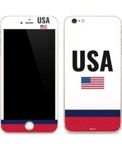 USA American Flag iPhone 6/6s Plus Skin
