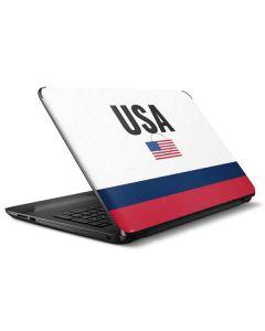USA American Flag HP Notebook Skin