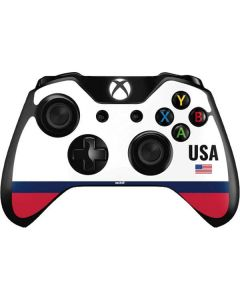USA American Flag Xbox One Controller Skin