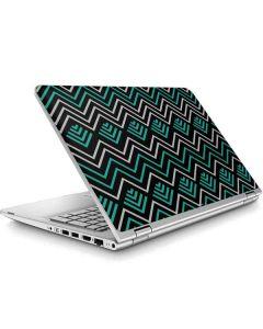 Techno Chevron ENVY x360 15t-w200 Touch Convertible Laptop Skin
