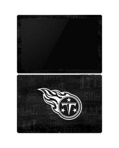 Tennessee Titans Black & White Surface Pro 6 Skin
