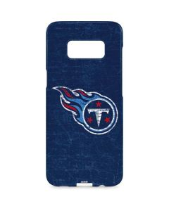 Tennessee Titans Distressed Galaxy S8 Plus Lite Case