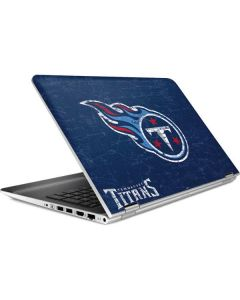 Tennessee Titans Distressed HP Pavilion Skin