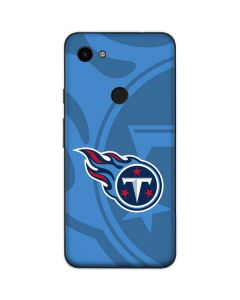 Tennessee Titans Double Vision Google Pixel 3a Skin