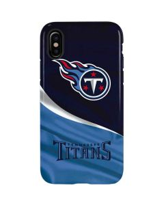 Tennessee Titans iPhone X Pro Case