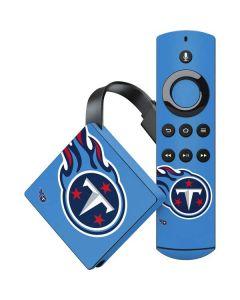 Tennessee Titans Large Logo Amazon Fire TV Skin