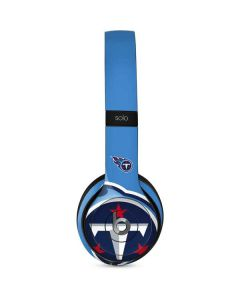 Tennessee Titans Large Logo Beats Solo 2 Wired Skin
