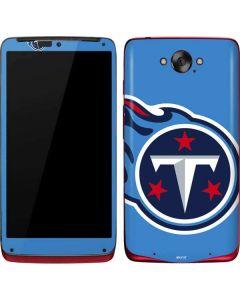Tennessee Titans Large Logo Motorola Droid Skin