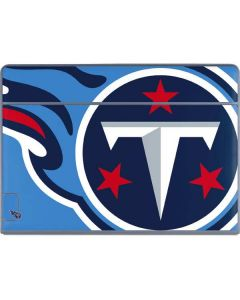 Tennessee Titans Large Logo Galaxy Book Keyboard Folio 12in Skin