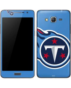 Tennessee Titans Large Logo Galaxy Grand Prime Skin