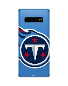 Tennessee Titans Large Logo Galaxy S10 Plus Skin