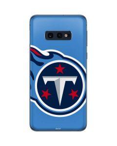 Tennessee Titans Large Logo Galaxy S10e Skin