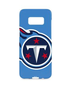 Tennessee Titans Large Logo Galaxy S8 Plus Lite Case