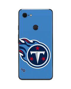 Tennessee Titans Large Logo Google Pixel 3 XL Skin