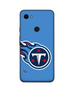 Tennessee Titans Large Logo Google Pixel 3a Skin