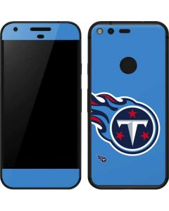 Tennessee Titans Large Logo Google Pixel Skin