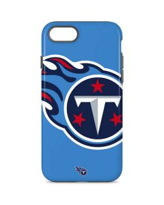 Tennessee Titans Large Logo iPhone 8 Pro Case