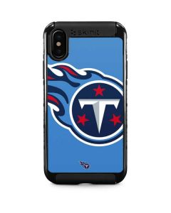 Tennessee Titans Large Logo iPhone X Cargo Case