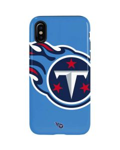 Tennessee Titans Large Logo iPhone X Pro Case