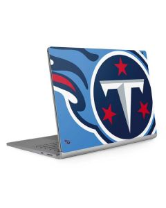 Tennessee Titans Large Logo Surface Book 2 15in Skin