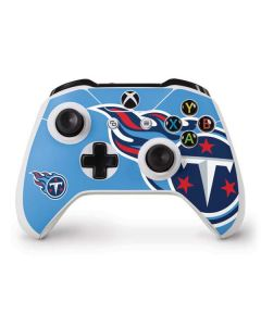 Tennessee Titans Large Logo Xbox One S Controller Skin