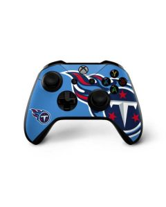 Tennessee Titans Large Logo Xbox One X Controller Skin